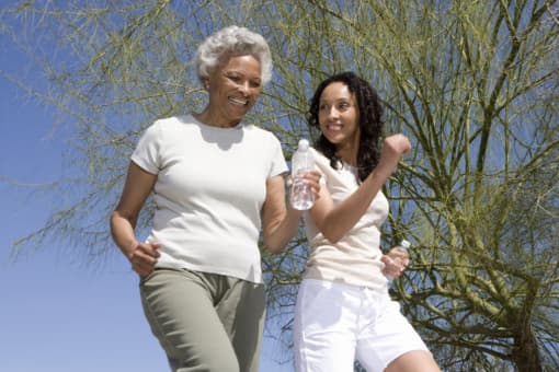 Exercise Support for Senior Health and Well-Being