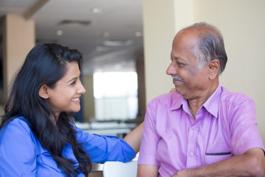 How to Find the Perfect Companion Caregiver